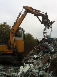 Scrap, Scrap Metal Merchants, Metal Recycling in Uxbridge, Middlesex
