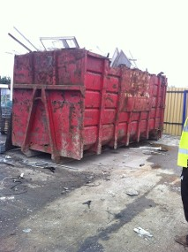Scrapping Equipment, Scrap Metal Merchants, Metal Recycling in Uxbridge, Middlesex